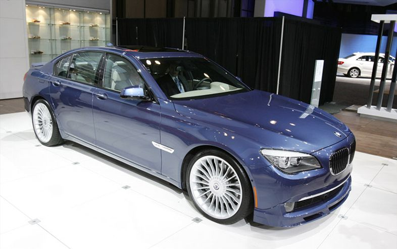 cars model 2012: 2011 BMW Alpina B7