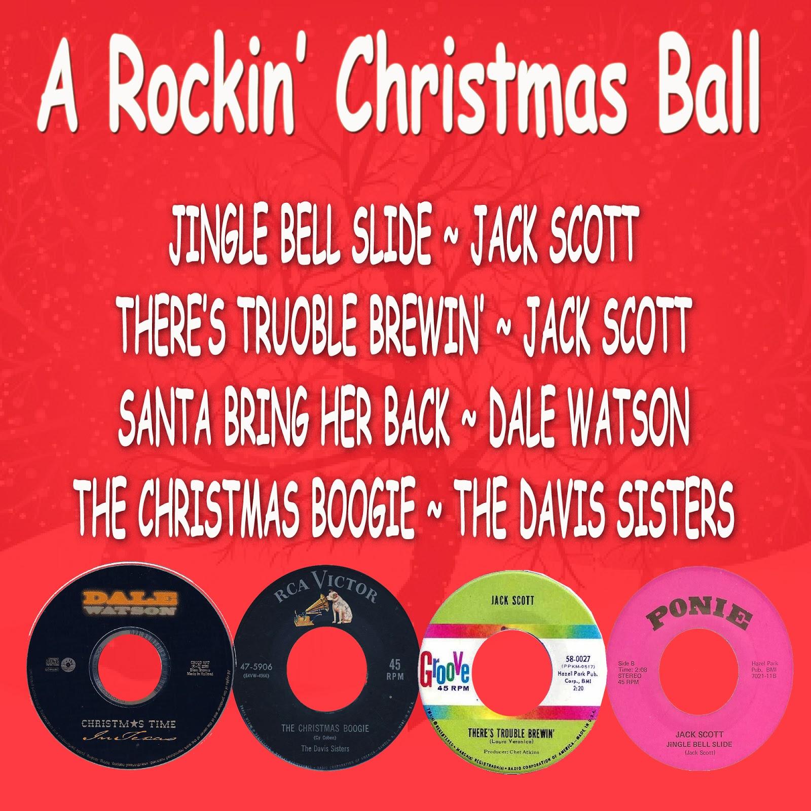 RockabillyDukeBox!: A Rockin' Christmas Ball