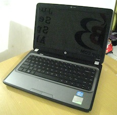 jual laptop second hp pavilion g4