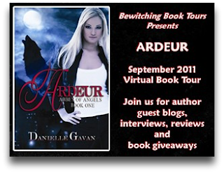 Ardeur Virtual Book Tour: Review + Giveaway
