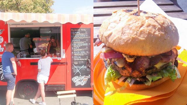 Food Truck Burger Truck opinie