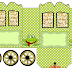 Frog: Princess Carriage Shaped Free Printable Box.