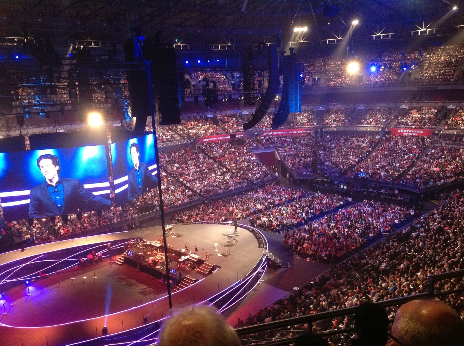 Displaying 19 gt  Images For - Joel Osteen Church Capacity   Joel Osteen Church Capacity