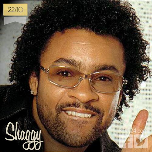22 de octubre | Shaggy - @DiRealShaggy | Info + vídeos