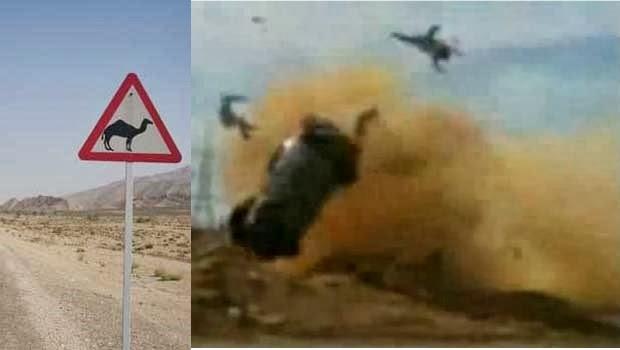 Roadside traffic accidents in Saudi Arabia ~ Malomaat