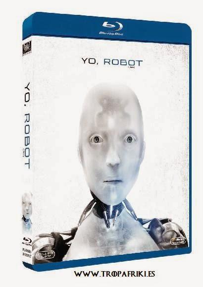 Yo, Robot en Blue-Ray (colección Icon)