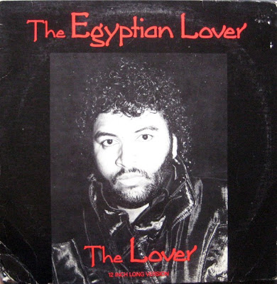 The Egyptian Lover ‎– The Lover (VLS) (1986) (FLAC + 320 kbps)