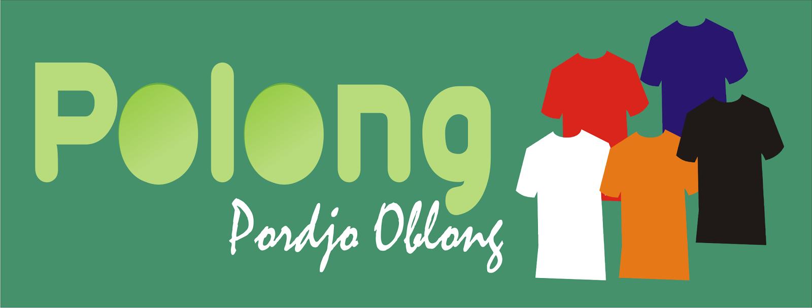 Kaos Oblong Wong Pordjo