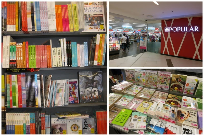 The Constant Reader Malaysia Bookstores