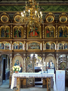 Cerkiew,obiekt Unesco, Szlak Architektury Drewnianej, Beskid Niskij
