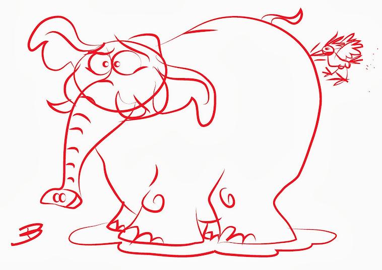 criação personagem animação desenho