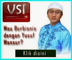 Join VSI Ust. Yusuf Mansur