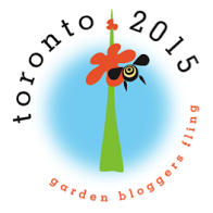 The Garden Bloggers Fling is in Toronto, Ontario this year!