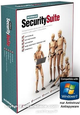 [Antivirus] Norman Security Suite V8 : 4 Tahun