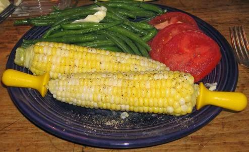 vegetales para el verano
