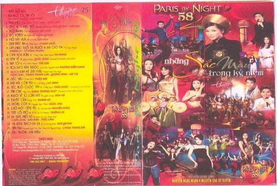 PBN 58 - Những Sắc Màu Trong Kỷ Niệm (2001) DVDRip