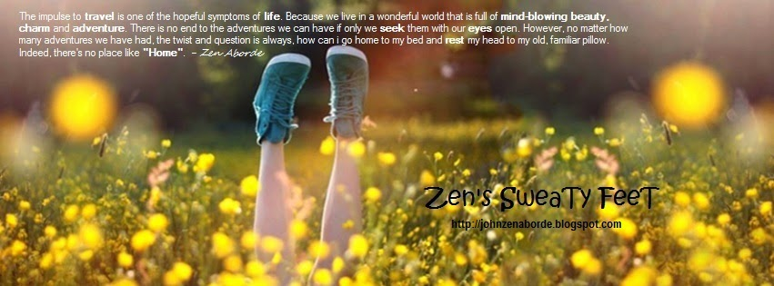 Zen's Sweaty Feet