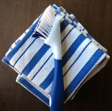 Top tools for your first kitchen, Part 4: Cleanup