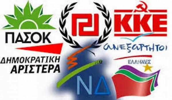 Metron Analysis: Προβάδισμα του ΣΥΡΙΖΑ με 35,4% έναντι 30,8% της ΝΔ - Στην τρίτη θέση το Ποτάμι