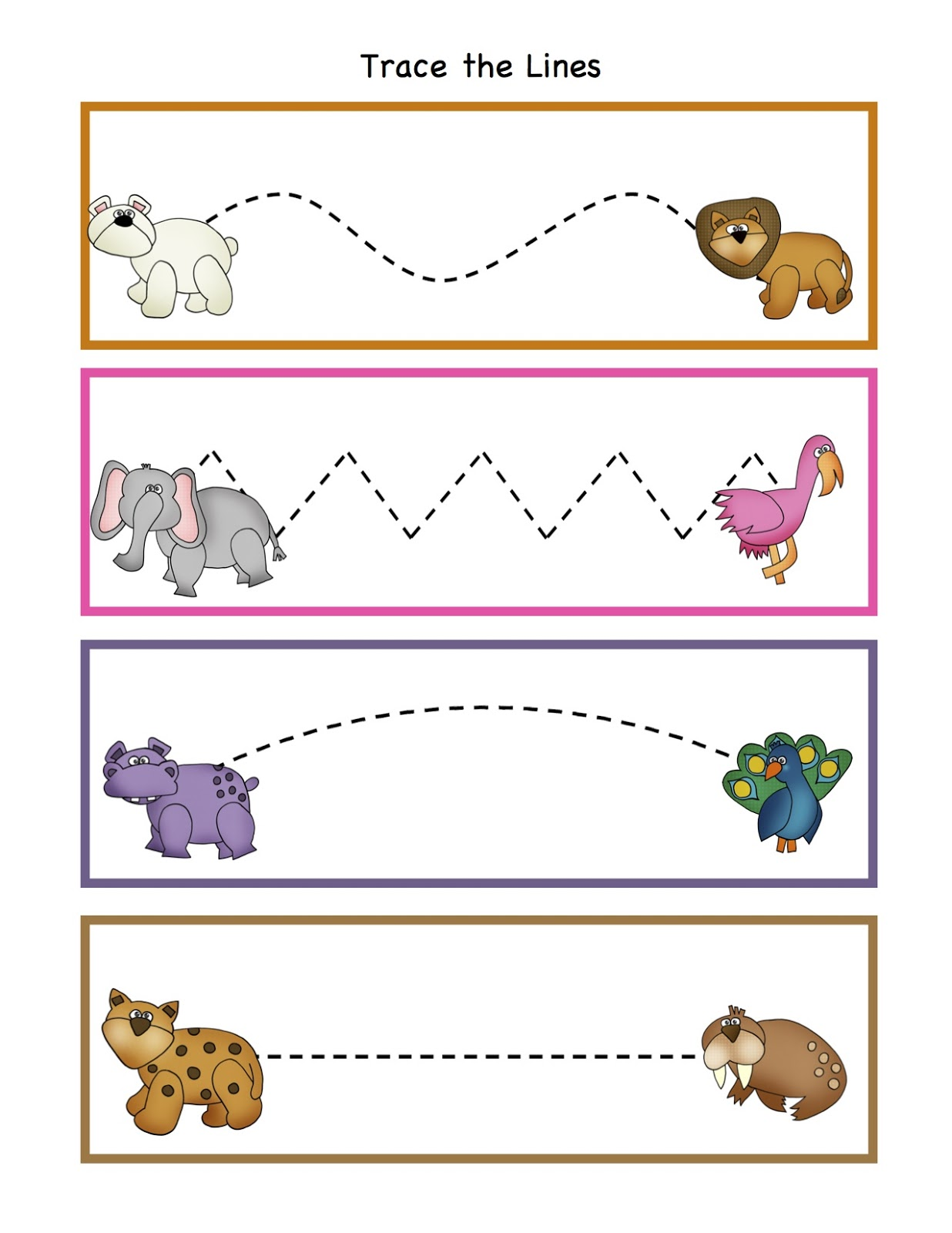 "Polar Bear ""What Do You Hear?"" Printable ~ Preschool Printables"