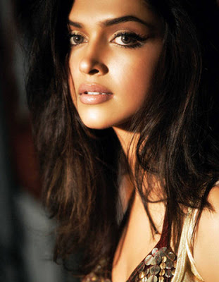 Deepika Padukone Hot Lips