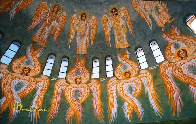 Σεραφίμ,Χερουβίμ  Αγγελικές Δυνάμεις