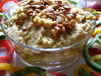 Turkish Yogurt Hummus