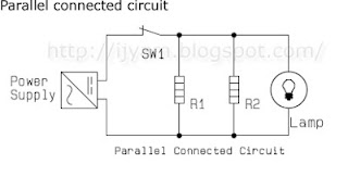 Parallel Connected Circuit