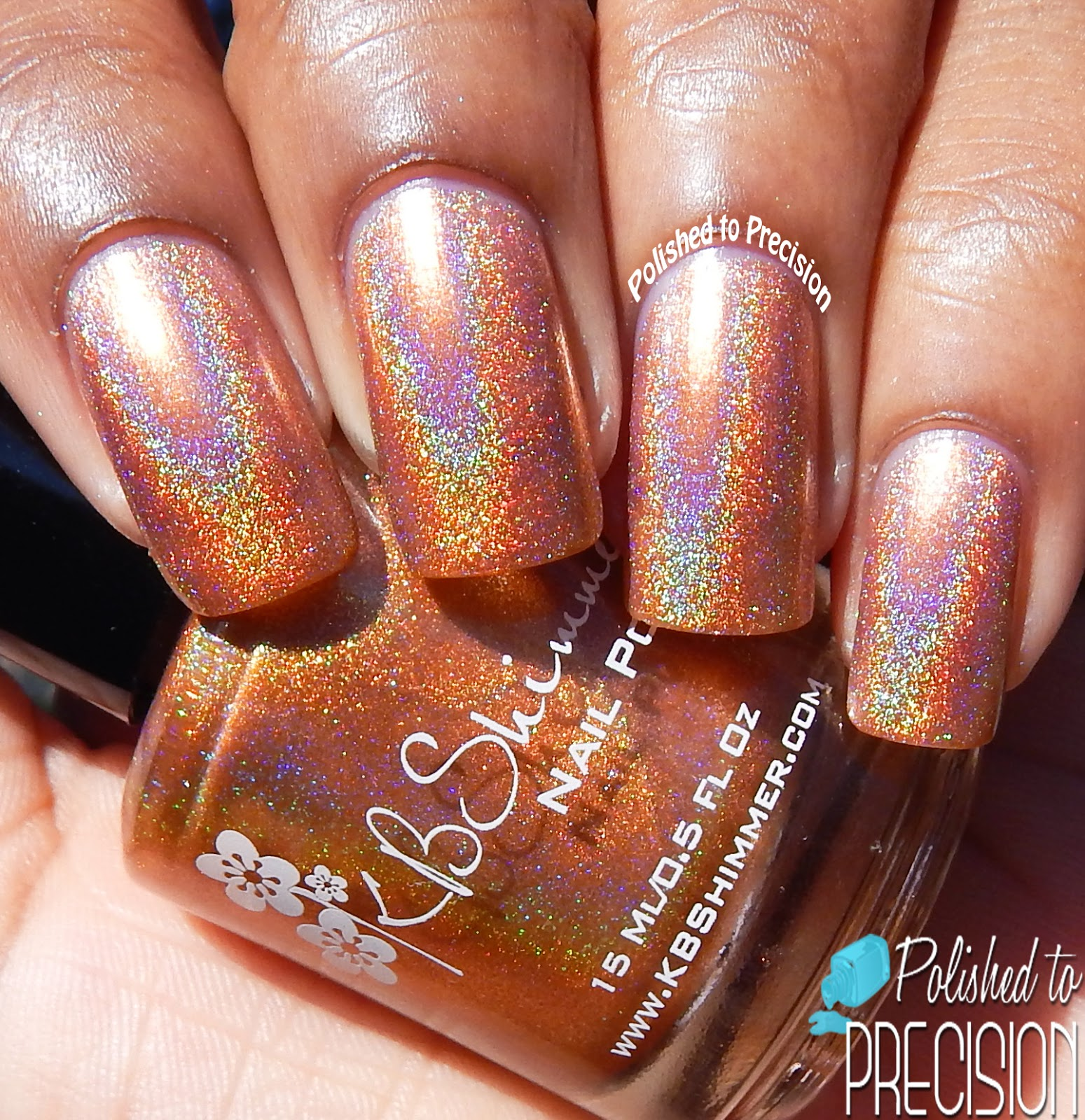 KBShimmer Run! It's the Coppers!