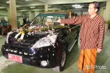 Jokowi islam abangan atau kejawen