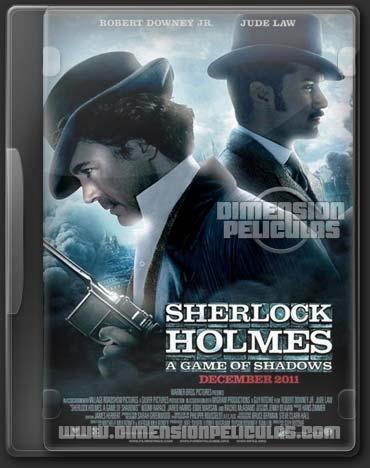 Sherlock Holmes 2 (BRRip H Inglés Subtitulado) (2011)