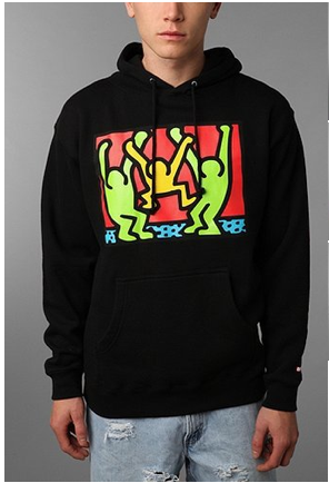 Urban Clothing Designers Dallas OBEY Keith Haring Friends