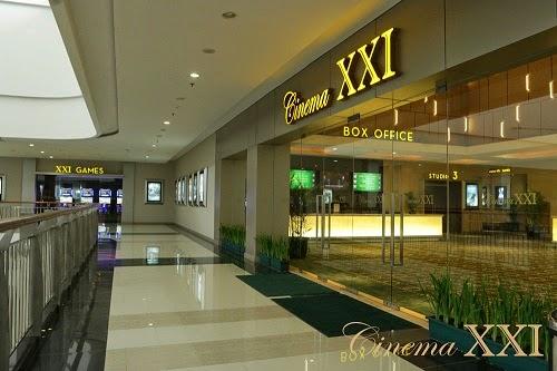 Alamat Bioskop Cinere Bellevue XXI (Depok)