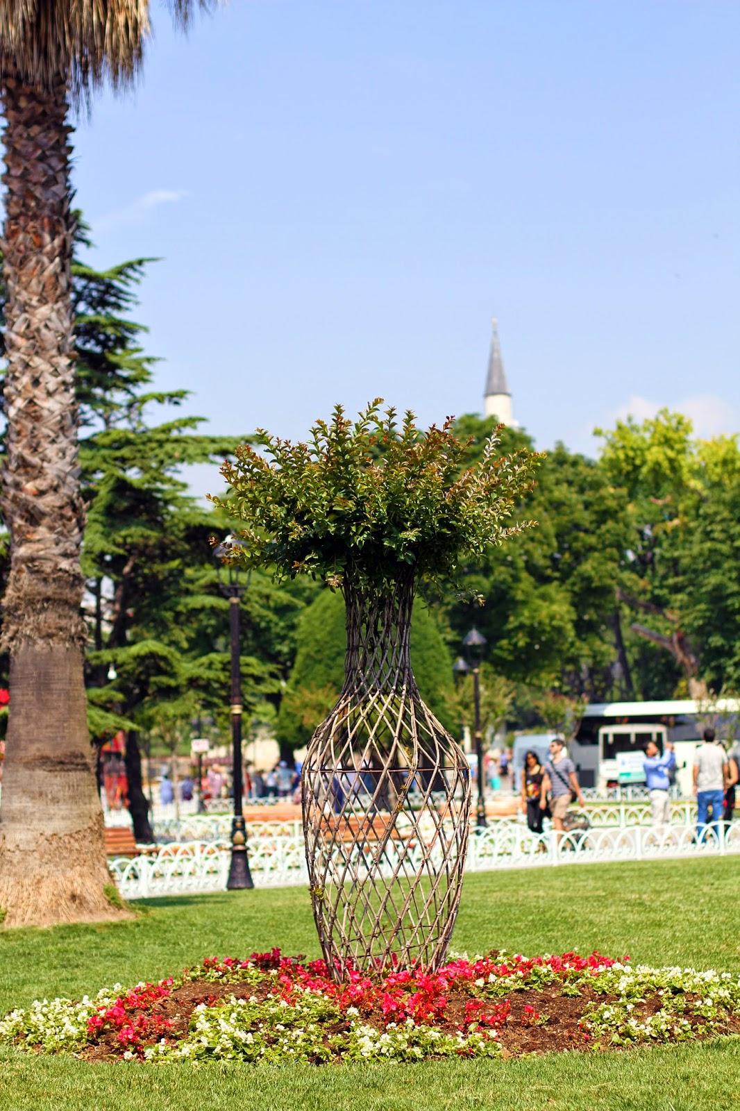 зеленые парки