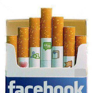 Rokok Jenama Facebook