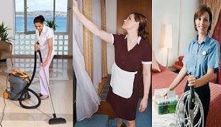 Lowongan Kerja House Maid