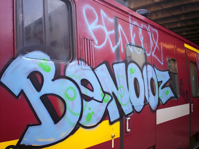 benooz graffiti