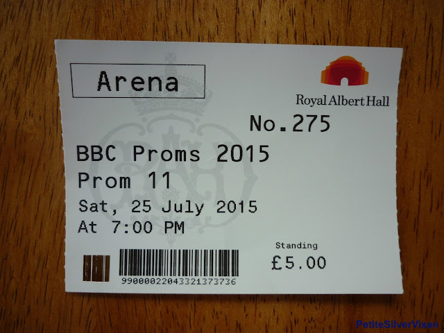 Prom Ticket | PetiteSilverVixen