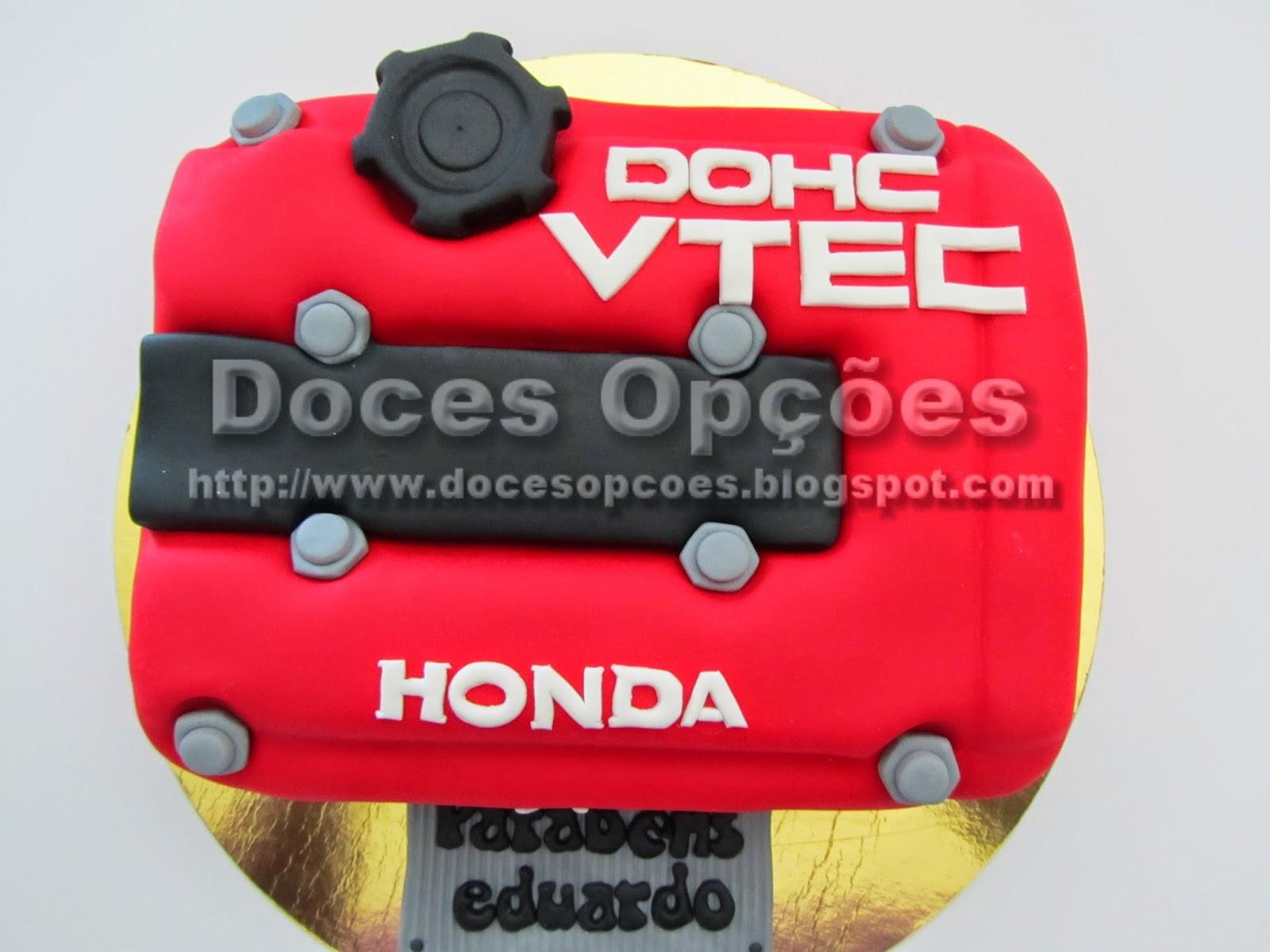 Bolo Honda VTEC dohc