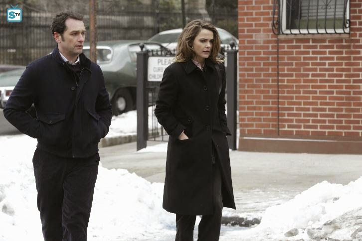 The Americans - One Day in the Life of Anton Baklanov - Advance Preview