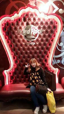 Hard Rock Cafe, Vienna