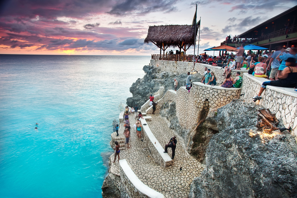 Rick S Cafe Jamaica Cliff Jumping
