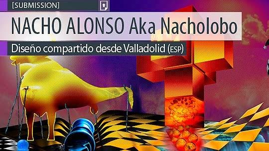 Diseño. Dalive de NACHO ALONSO Aka Nacholobo.