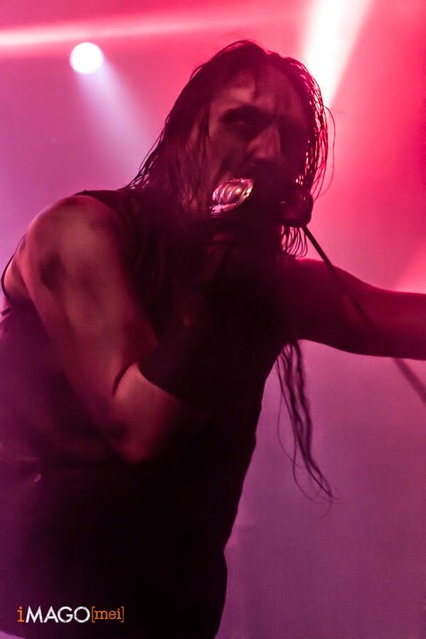 Marduk - 4 de març de 2015  Sala Apolo de Barcelona