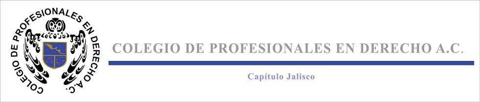 Colegio de Profesionales en Derecho A.C.