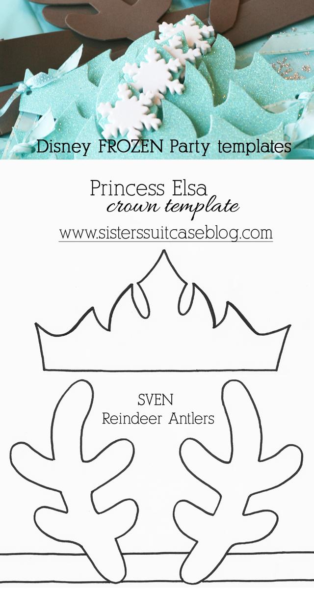 Frozen To Coloring Reindeer | New Calendar Template Site