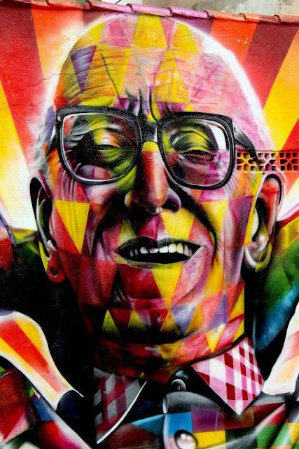 Eduardo kobra new mural in sao paulo brasil for Mural eduardo kobra