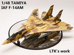 1/48 TAMIYA F-14AM