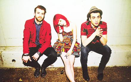 #listen: Paramore is back with new single/album Now!
