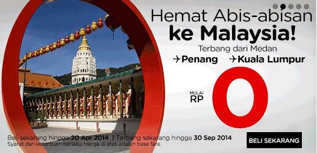 Promo Tiket AirAsia 2014